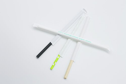 Biodegradable Paper Straws - Individually Wrapped 4
