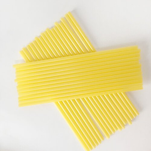 Compostable PLA Straw Assorted Color 4