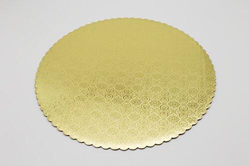 Corrugated Cake Circle 2