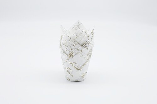 Printed Tulip Baking Cup 2