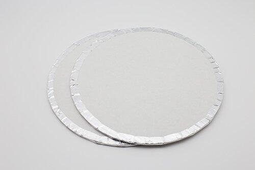 Silver Corrugated Cake Board 5