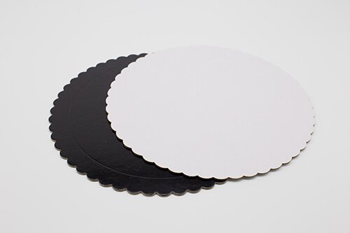 cake circle scalloped edge 5