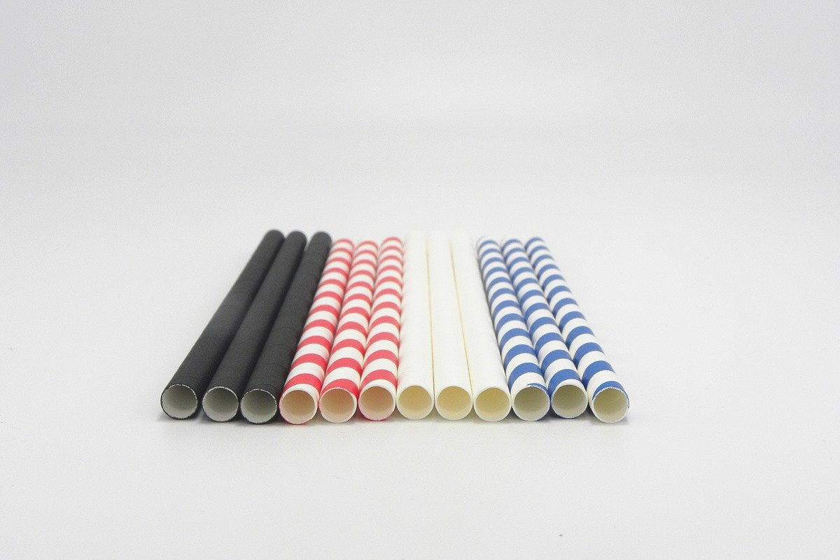 Giant Paper Straws Extra Wide 8mm 10mm 2